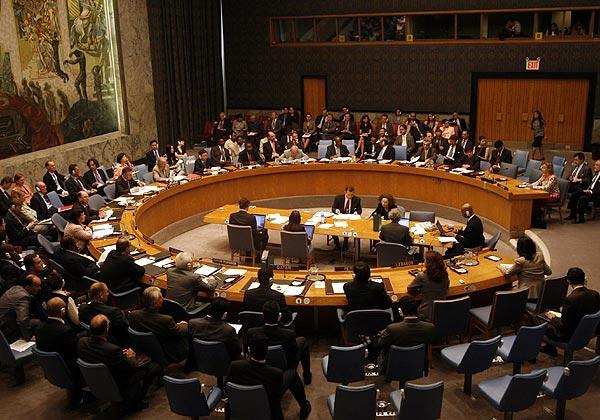 Rusia y China vetan  resolución de la ONU contra Siria