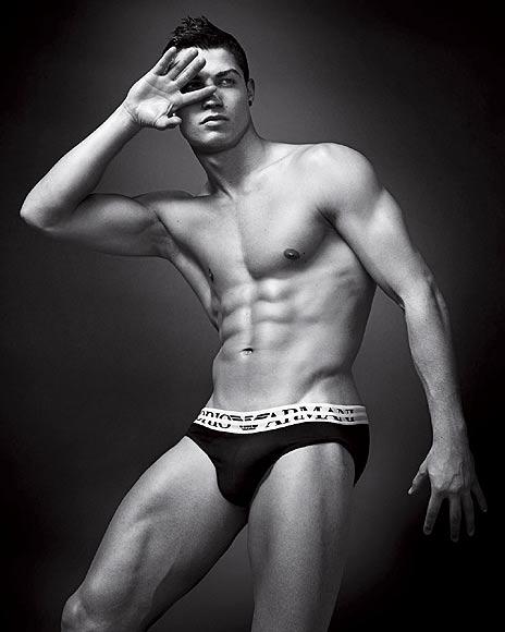 You have the key to my heart, Cristiano Ronaldo