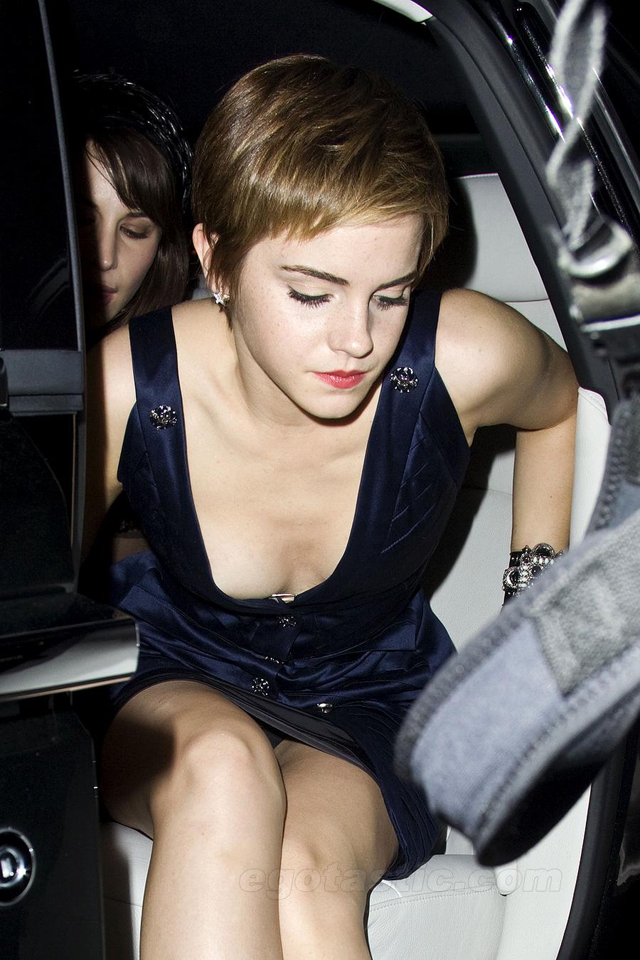 Los atrevidos picones de Emma Watson: Harry Potter para mirones (fotos ...