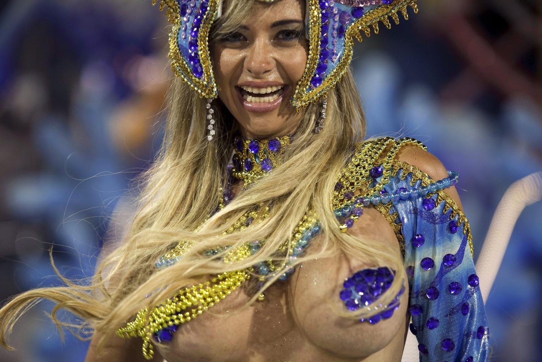Carnaval Rio De Janeiro Brazil