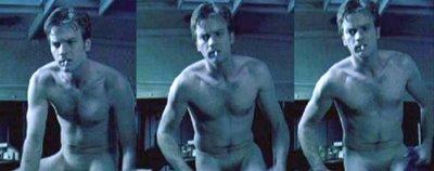 Ewan Mcgregor Smoking Naked