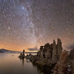 Mono Lake en California