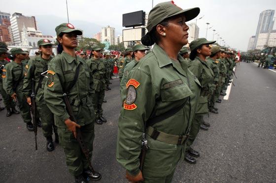 Milicia Bolivariana  A37f439b5825cc926f8119cc9ac2a575