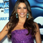 Sofia Vergara arrives for the