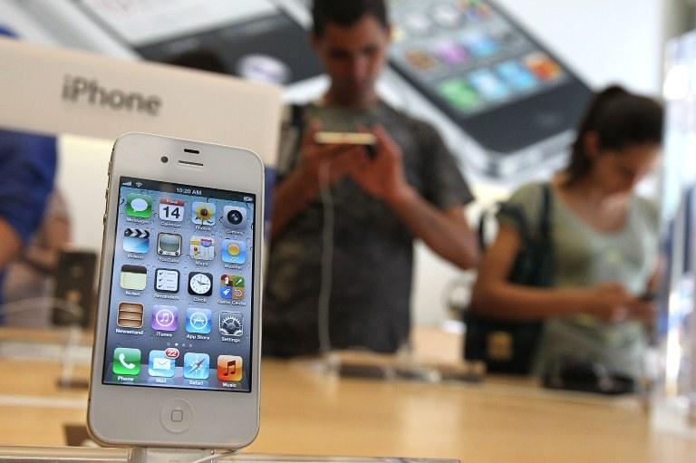 Стекло iphone 3