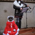 BULGARIA-CHRISTMAS-OFFBEAT