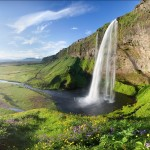 Summer-Idyll-waterfall-Seijalandsfoss-Iceland1
