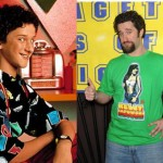 Dustin Diamond (Screech in Saved by the Bell)