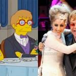 Lady-Gaga-Elton-John_simpsons_www.antesydespues.com.ar