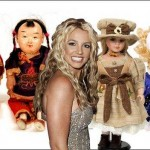 Britney Spears- Antique Dolls