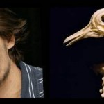 Johnny Depp- Pigeon Skeletons