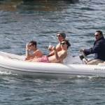 One Direction dio un paseo en bote en Sydney