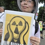 JAPAN-NUCLEAR-ACCIDENT-DEMO