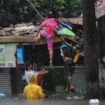 PHILIPPINES-WEATHER-STORM-FLOOD