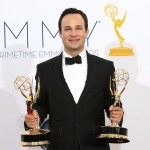Danny Strong holds the Emmy awards for outstanding writing for a miniseries or movie and outstanding miniseries or movie for