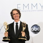Jay Roach holds the Emmy awards for outstanding directing for a miniseries or movie and outstanding miniseries or movie for