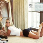 Kaley Cuoco - Esquire - Mex (7)