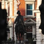 BRITAIN-MONUMENT-OFFBEAT-NAKED MAN