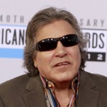 Singer Jose Feliciano arrives at the 40th American Music Awards in Los Angeles