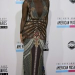 Singer Jordin Sparks arrives at the 40th American Music Awards in Los Angeles
