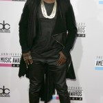 Will.i.am of the Black Eyed Peas arrives at the 40th American Music Awards in Los Angeles