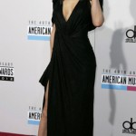 Actress Jennifer Morrison arrives at the 40th American Music Awards in Los Angeles