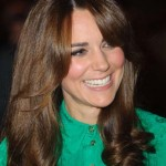 Britain's Catherine, Duchess of Cambridge smiles during a visit to the Natural History Museum where she officially opened the new Treasures Gallery, in central London
