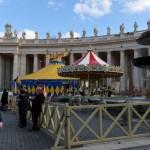 VATICAN-POPE-CIRCUS