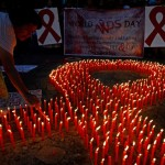 PHILIPPINES-HEALTH-AIDS-DAY