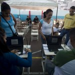 VENEZUELA-STATE ELECTION-VOTING