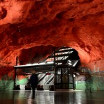 SWEDEN-STOCKHOLM-SUBWAY-ART