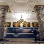 RUSSIA-SAINT PETERSBURG-SUBWAY