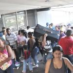NO HAY PASAJE EN EL TERMINAL DE LA BANDERA