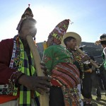 BOLIVIA-SUMMER-SOLSTICE-PREPARATIONS