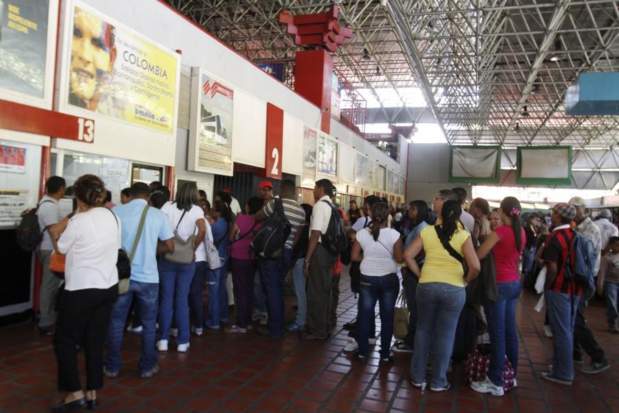 Más de 18 mil pasajeros se han movilizado por el Terminal de Oriente
