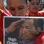 TOPSHOTS-VENEZUELA-POLITICS-CHAVEZ-HEALTH-MEETING