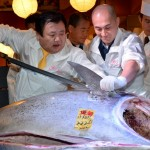 JAPAN-LIFESTYLE-FISHING-AUCTION-NEW YEAR