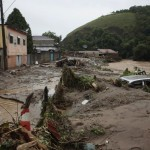 BRAZIL-WEATHER-FLOODS-RAIN