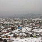 MEXICO-WEATHER-SNOW
