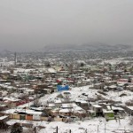 MEXICO-WEATHER-SNOW