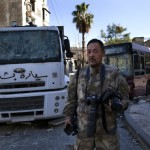 SYRIA-CONFLICT-JAPAN-TOURISM