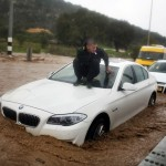 ISRAEL-WEATHER-FLOODS