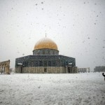 ISRAEL-PALESTINIAN-JERUSALEM-WEATHER