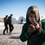 SYRIA-CONFLICT-REFUGEES-WEATHER-SNOW