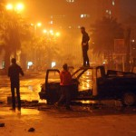 EGYPT-UNREST-POLICE
