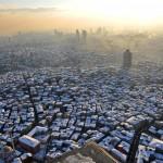 TURKEY-SNOW-WEATHER