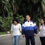 CHÁVEZ SE RECUPERA DE OPERACIÓN DE UN NUEVO TUMOR QUE LE EXTIRPARON EN CUBA