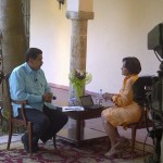 Venezuela's Vice President Maduro speaks during an interview with the news station Telesur in Havana