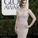 Actress Amy Adams arrives at the 70th annual Golden Globe Awards in Beverly Hills