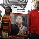 ORAN POR LA SALUD DE CHÁVEZ EN EL SANTUARIO HABANERO DE LA VIRGEN DE REGLA